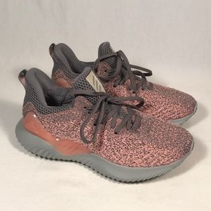Adidas Alphabounce Beyond Women Shoes 6.5, Mint